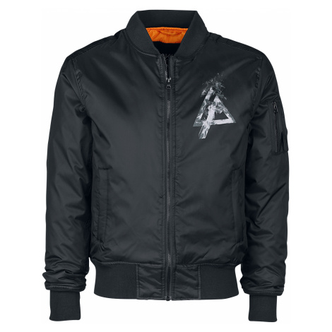 Linkin Park - Bomber Jacket - Jacket - black