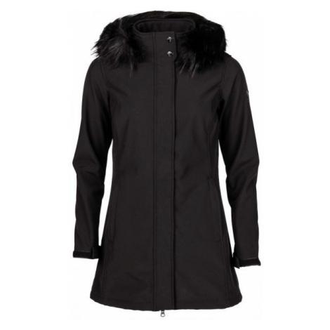 Willard KEROL black - Women's softshell coat