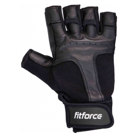 Fitforce BURIAL black - Fitness gloves