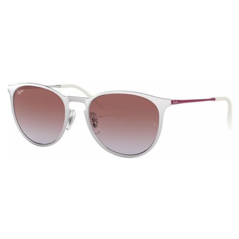 Ray-Ban Erika metal Man Sunglasses Lenses: Violet, Frame: Bordeaux - RB3539 9079I8 54-19