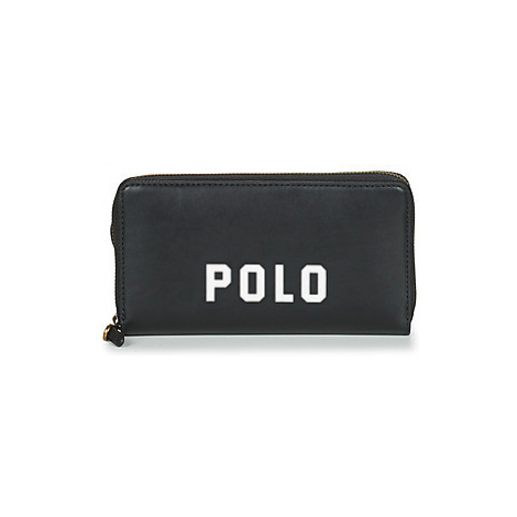 Polo Ralph Lauren POLO SLGS women's Hip bag in Black