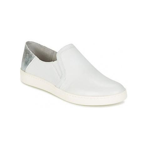 Tamaris CRALIOTA women's Slip-ons (Shoes) in White