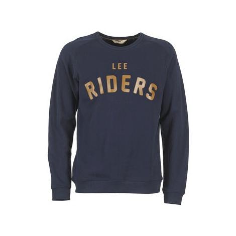 Lee RIDERS SWS men's Sweatshirt in Blue