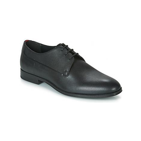 HUGO BOHEME_DERB_PR men's Casual Shoes in Black Hugo Boss