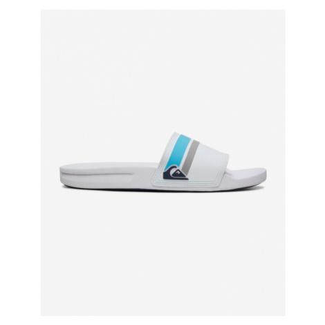 Quiksilver Rivi Slippers Blue White Grey