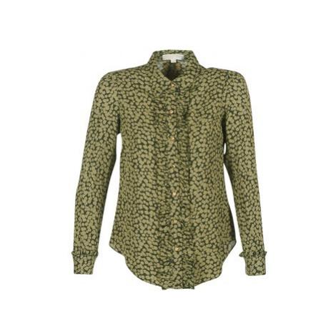 MICHAEL Michael Kors MINI FINLEY women's Shirt in Green