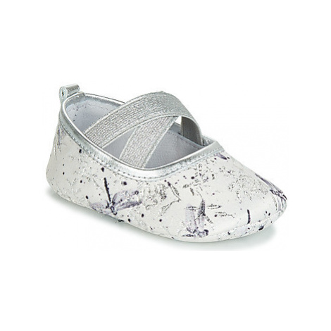 Citrouille et Compagnie JERIFOU girls's Children's Slippers in Grey
