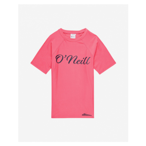 O'Neill Kids Swimming T-shirt Pink