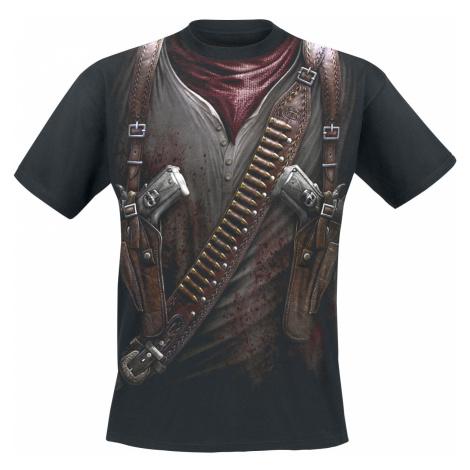 Spiral - Holster Wrap - T-Shirt - black