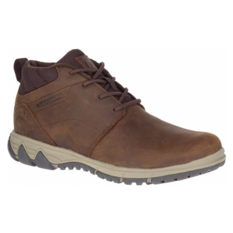 Merrell ALLOUT BLAZE FUSION NORTH brown - Men's walking shoes