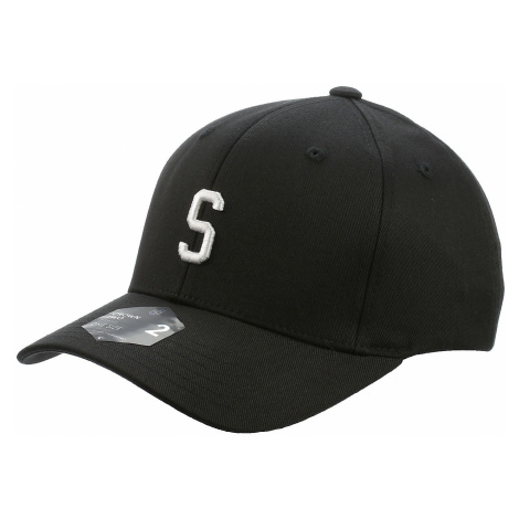 cap State of WOW Sierra Baseball Crown 2 - Black/White