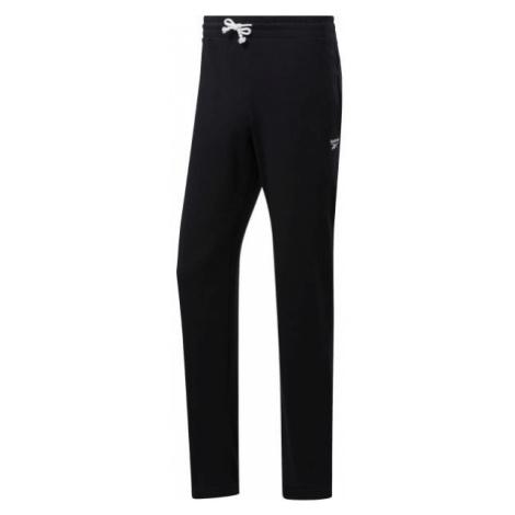Reebok TE FT OH PANT black - Men's pants