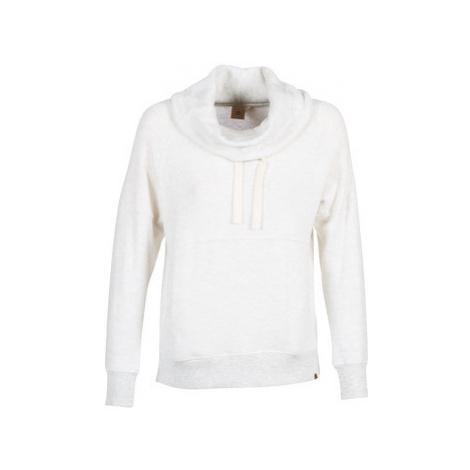 Rip Curl COSY FLEECE women's Sweatshirt in Beige