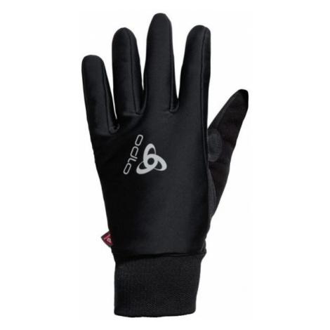 Odlo ELEMENT WARM GLOVES black - Gloves