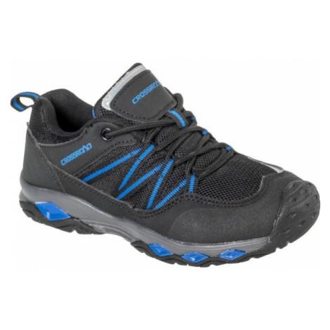 Crossroad CICERO blue - Kids' trekking shoes
