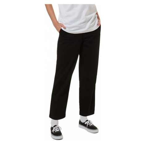 pants Vans Authentic Chino - Black - women´s