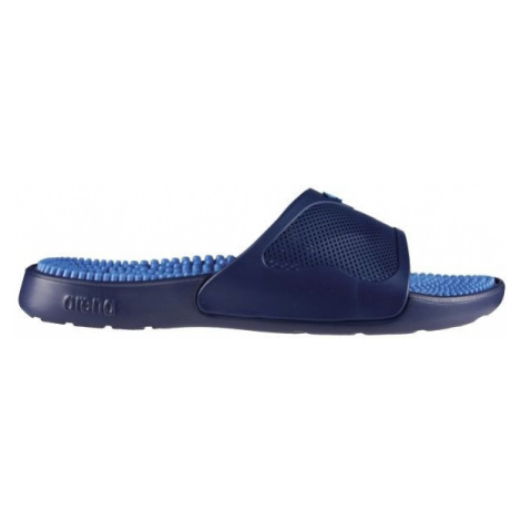Arena MARCO X GRIP HOOK blue - Pool shoes