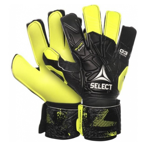 Select YOUTH FLAT CUT - Kids' football gloves