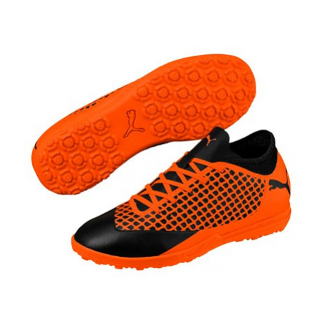 Puma Future 2.4 Astroturf Trainers - Orange - Kids