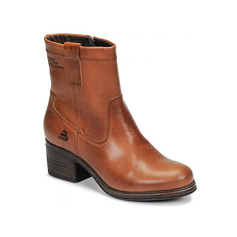 Bullboxer 490M90281AMCOG women's Low Ankle Boots in Brown
