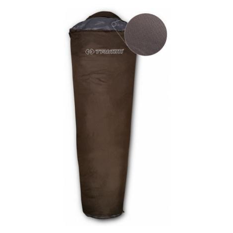 TRIMM FESTA brown - Sleeping bag