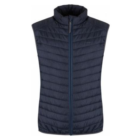 Loap IRANO dark blue - Men's sports vest