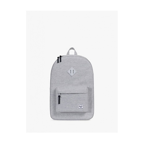 Herschel Supply Co. Heritage Backpack, Light Grey Crosshatch