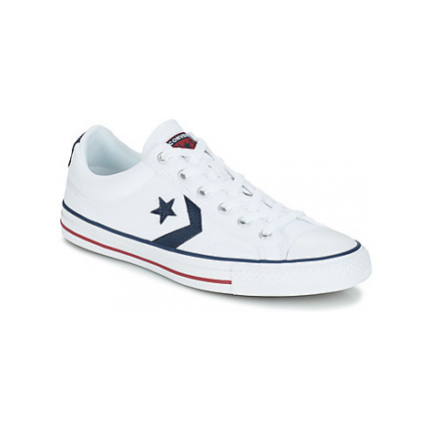 Converse STAR PLAYER OX women's Shoes (Trainers) in White