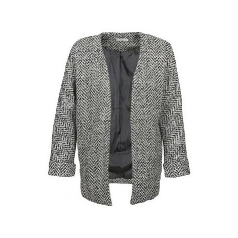 Betty London DERCY women's Coat in Grey