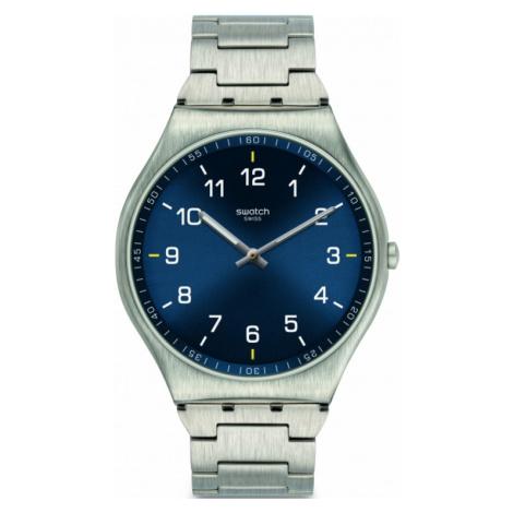 Swatch Skin Suit Blue Skin Irony Watch SS07S106G
