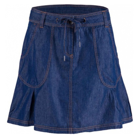 Willard ZOLLA dark blue - Women's skirt