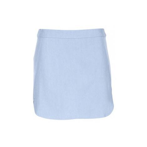 Betty London IGUANIARY women's Skirt in Blue