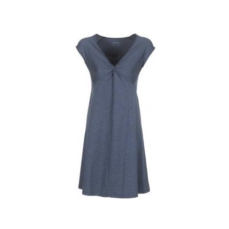 Patagonia SEABROOK BANDHA DRS women's Dress in Blue