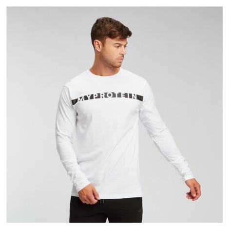 MP Men's The Original Long Sleeve T-Shirt - White Myprotein