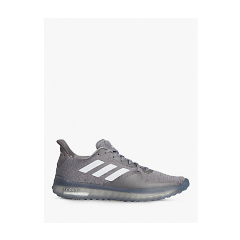 Adidas Fit Boost Men's Running Shoes, Grey Three/Cloud White/Grey Five
