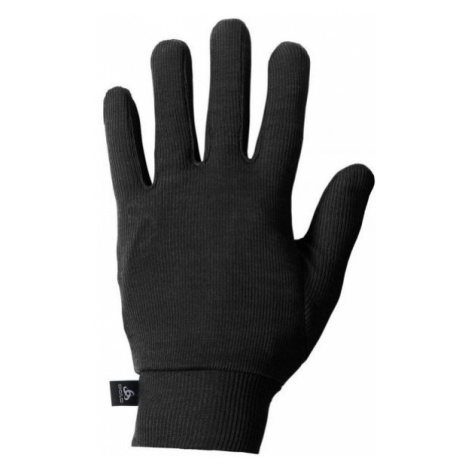 Odlo GLOVES ORIGINALS WARM KIDS black - Children's gloves