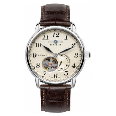 Mens Zeppelin LZ127 Graf Zeppelin Automatic Watch 7666-5
