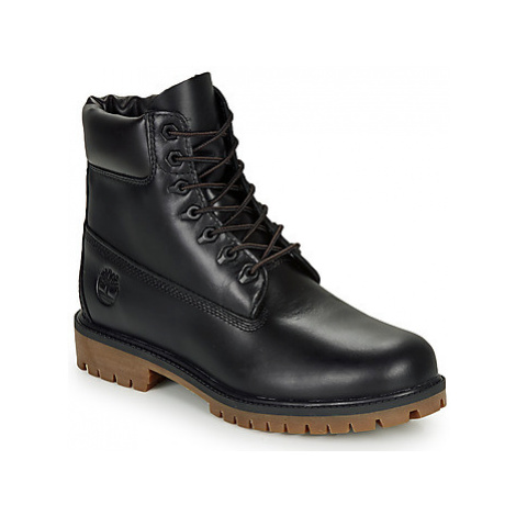 Timberland 6 INCH PREMIUM BOOT men's Mid Boots in Black
