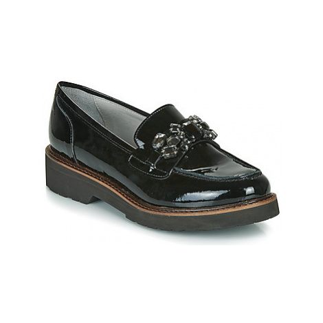 Myma PARITO women's Loafers / Casual Shoes in Black