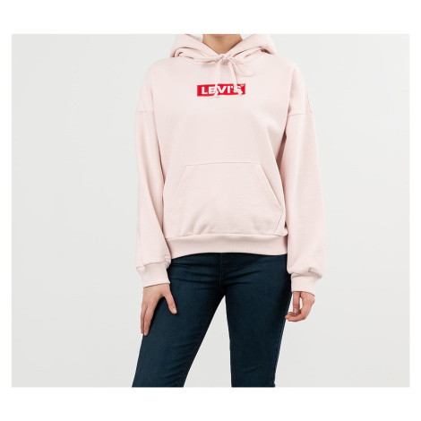 Levi's Graphic Hoodie Pink Levi´s