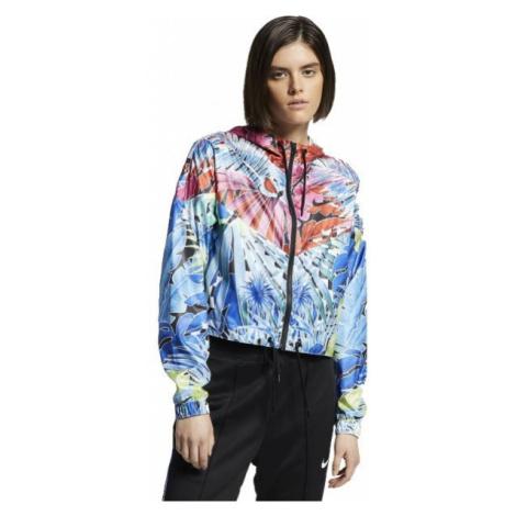 Nike HYP FM JKT WVN blue - Women's jacket