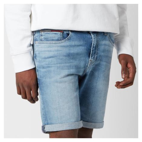 Tommy Jeans Men's Scanton Slim Denim Shorts - Hampton LB Tommy Hilfiger
