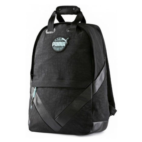 Puma x Diamond Backpack Black Mint 07517701