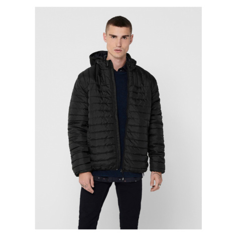 ONLY & SONS Paul Jacket Black
