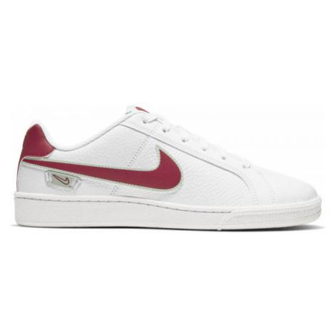 Nike COURT ROYALE PREMIUM white - Women's leisure shoes