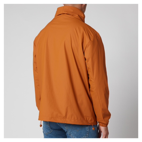 RAINS Ultralight Pullover Jacket - Camel - XS-S