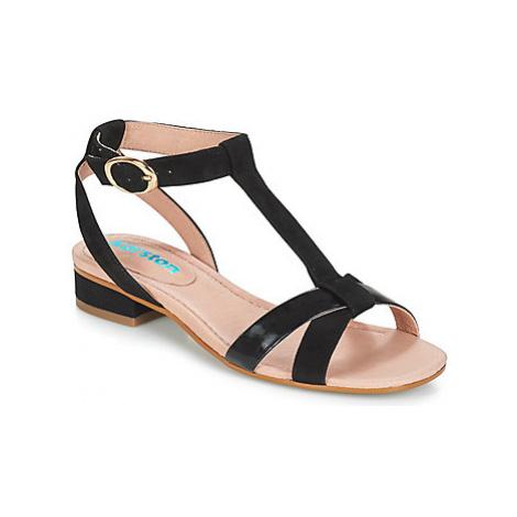Karston KUNIA women's Sandals in Black