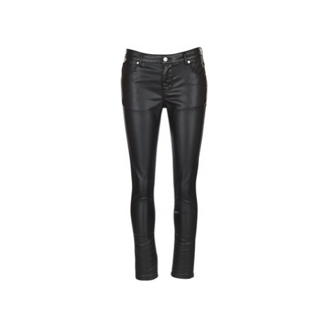 Moony Mood HENDUI women's Trousers in Black