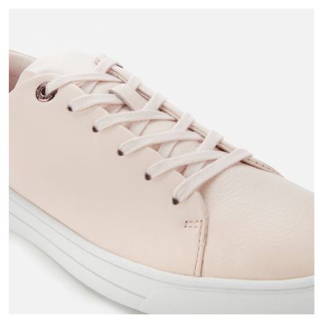 Ted Baker Women's Cleari Leather Cupsole Trainers - Light Pink - UK