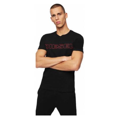 Diesel UMLT-JAKE MAGLIETTA black - Men's T-Shirt